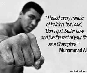 champion, quote, and fitness image