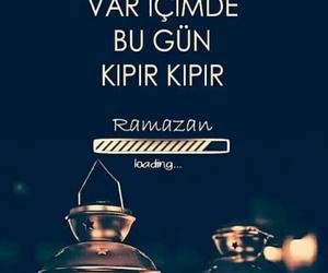 ramazan and türkçe sözler image