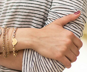 bracelets and fashion image