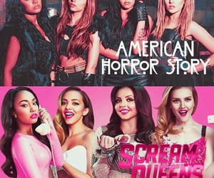 perrie edwards, little mix, and americanhorrorstory image
