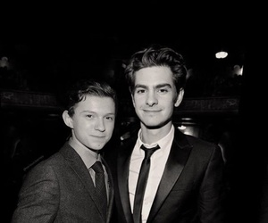 amazing, black and white, and boys image