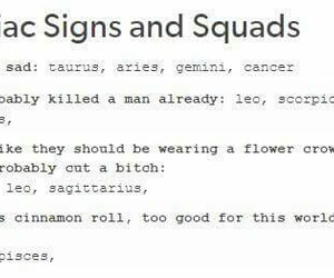 astrology, zodiac, and funny image