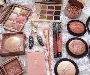 makeup, beauty, and cosmetics image