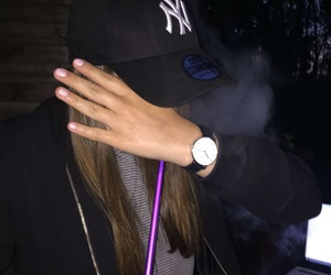 bomber, girl, and montre image