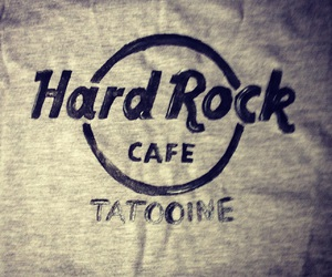 hard rock cafe, star wars, and tatooine image