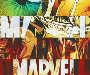 Marvel and comics image