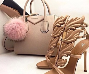 fashion, purse, and shoes image