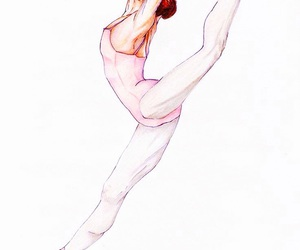 ballet, dance, and jazz image