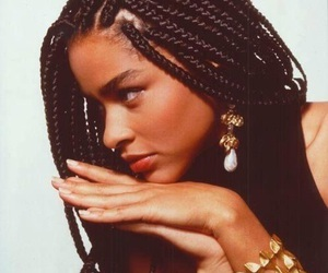 braids and black image