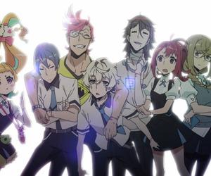 anime, kiznaiver, and tenga image