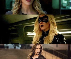 Black Canary and laurel lance image