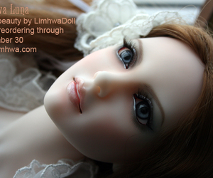 beauty, doll, and eyes image