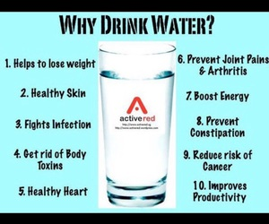 body, health, and water image