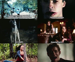katherine, The Originals, and the vampire diaries image