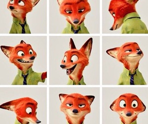 zootopia and fox image