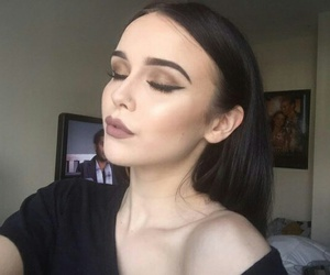 acacia brinley, makeup, and acacia image