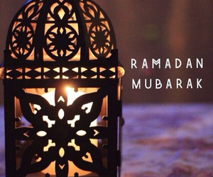 muslim, Ramadan, and رَمَضَان image
