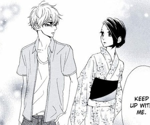 manga, shoujo, and kawaii image