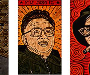 fidel castro, sonny bono, and kim jong il image