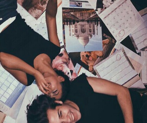 couple and liza koshy image