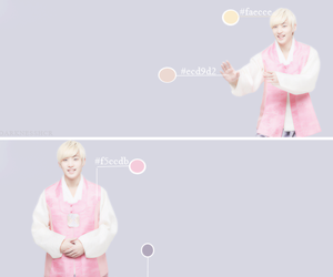 pastel, bap, and moon jongup image