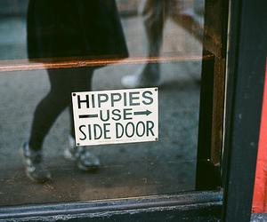 hippies, indie, and vintage image