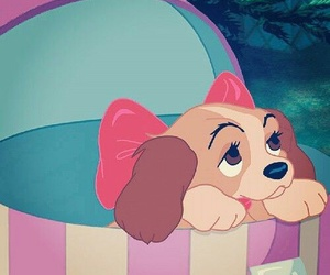 dog, disney, and cute image