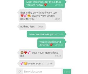 boyfriend, cute text, and cuteness image