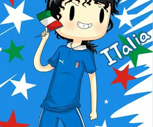 boy, italia, and animaciones image