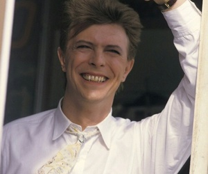 david bowie, handsome, and cute image