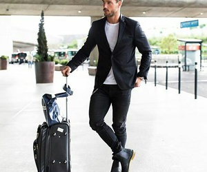 cool, fashion blogger, and man image