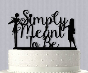 black and white, cake, and disney image