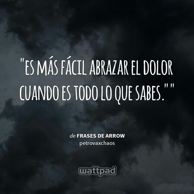 Image About Arrow In Frases By Maay On We Heart It