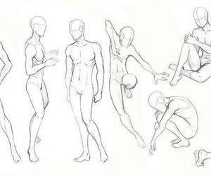 arte, dibujo, and tutorial image