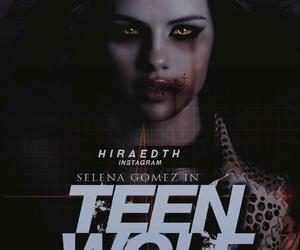selena gomez and teen wolf image