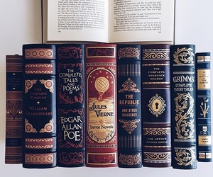 book, books, and classic image