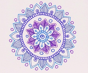 background, mandala, and wallpaper image