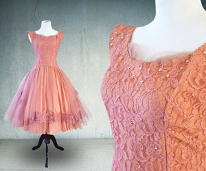 etsy, rockabilly, and dusty rose image