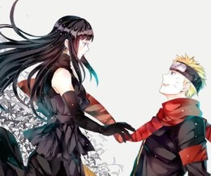 anime, canon, and couple image