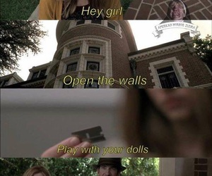 dollhouse, series, and ahs image