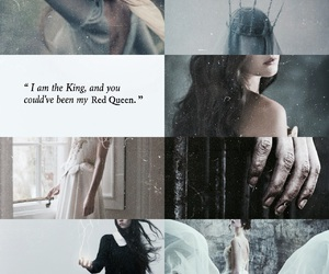 book, king, and Queen image