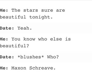the selection and maxon schreave image