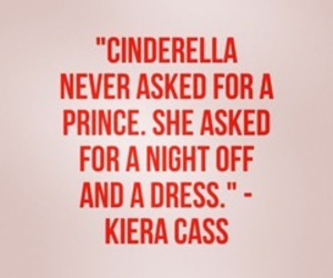 cinderella, quote, and prince image