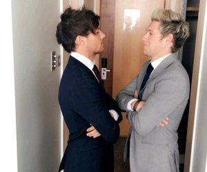 louis, niall horan, and tomlinson image