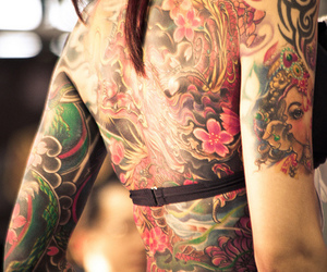 amazing, body modifications, and body mods image