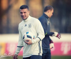 germany, fußball, and poldi image
