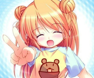 anime, child, and cute image
