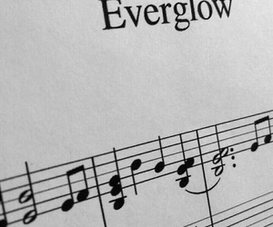 coldplay and everglow image