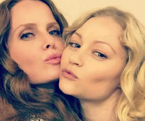 Emilie de Ravin, once upon a time, and rebecca mader image