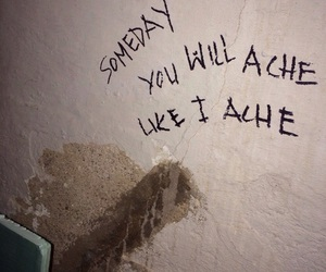 grunge, quotes, and ache image